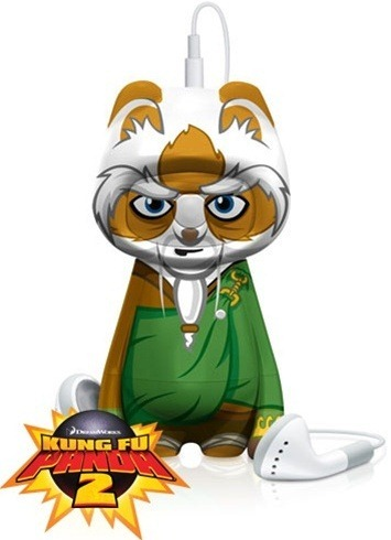 Master Shifu USB flash drive and Mp3 player