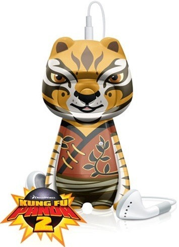 Tigress USB flash drive and Mp3 player