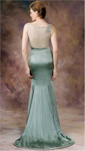 Sexy and Elegant Bridesmaid Dress 7