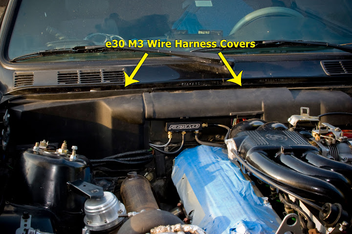 Can e30 M3 firewall covers fit m20 cars? - R3VLimited Forums