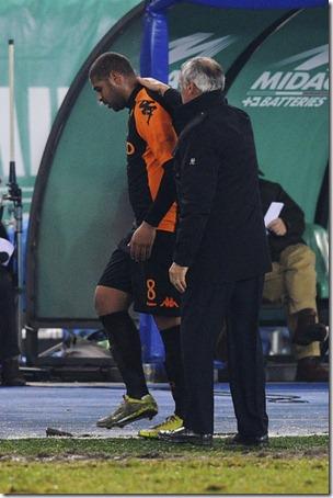 Adriano AC Chievo Verona v Roma Serie JyLAjReIAGQl