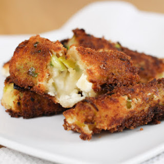 Leek And Feta Croquettes