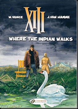 XIII 2nd book Cover