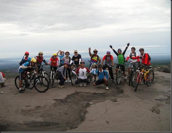 lava Tour kali gendol 2011