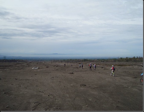 Bike be hapy Merapi Lava tour 2011
