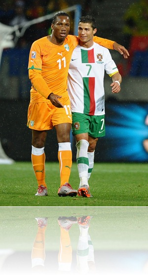 Ivory Coast v Portugal Group G 2010 FIFA World 3t_QhXuMc3Bl
