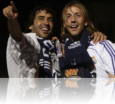 Raul e Guti4