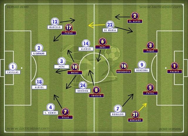 Madrid - Barça_la liga