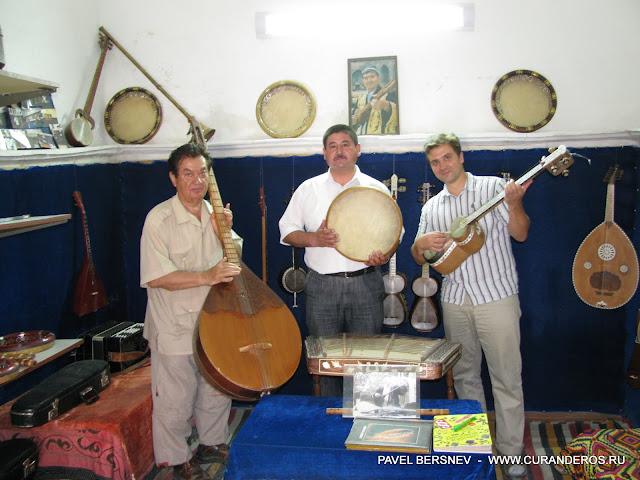 узбекские музыканты