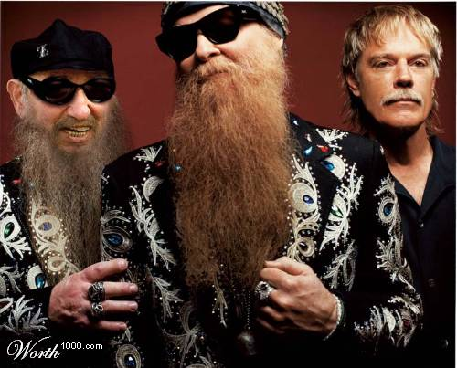 ZZ Top na Via Funchal