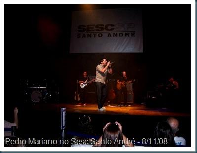 PEDRO MARIANO SESC SANTO ANDRÉ