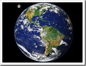 Terra: Onde todos somos um!