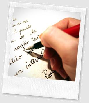 Escreva o seu próprio texto no Blog!