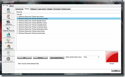 Windows 7 Installation: Customize, Remove unnecessary windows utilities: RT Seven Lite