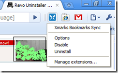How to Synchronize Xmarks Profile in Google Chrome