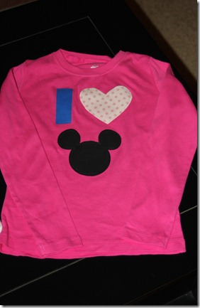 I Heart Mickey Shirts 003