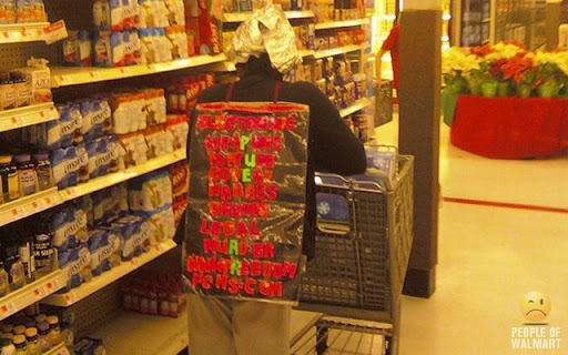 Coisas que você só vê... no Wal-Mart - Parte 2