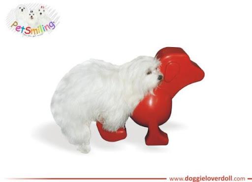 Cadela inflável