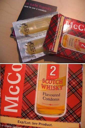 12 preservativos diferentes