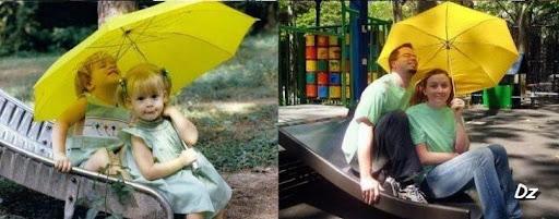 Reproduzindo a infância