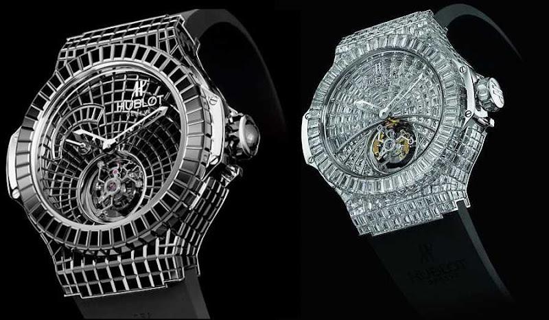11. Hublot Black Caviar Bang (1 milhão de dólares)