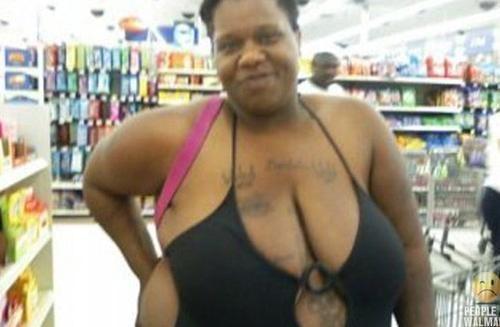 7 - Coisas que você só vê... no Wal-Mart