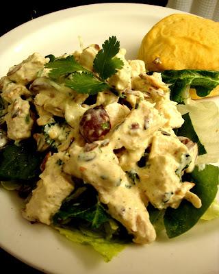 Kathys Kitchen Curried Chicken Salad