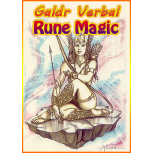 Galdr Verbal Rune Magic Cover