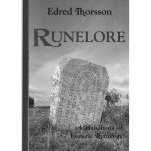 Runelore A Handbook Of Esoteric Runology Cover