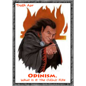 Odinism What Is It The Odinic Rite Cover