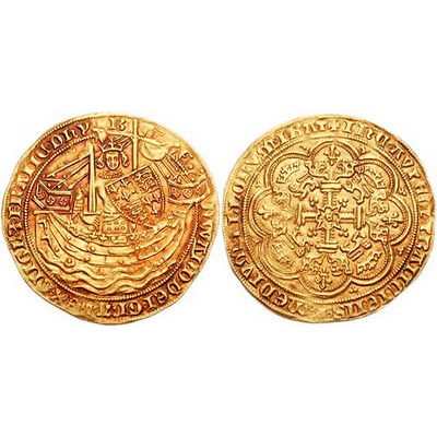 An Alchemical Coin The Rose Noble Of Edward Iii Cover