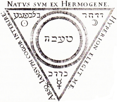 Basil Valentine Emblem Of The Third Coniunctio And The Production Of The Stone Cover