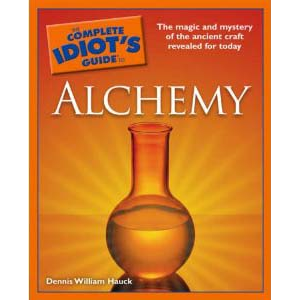 The Complete Idiots Guide To Alchemy Cover