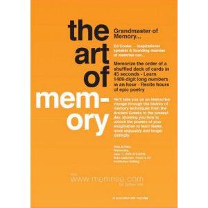 The Art Of Memory Cover
