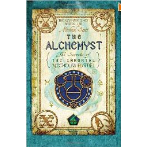 The Alchemyst The Secrets Of The Immortal Nicholas Flamel Cover