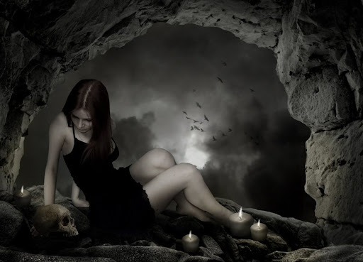 wallpaper gothic girl 26. Wallpapers Wallpapers