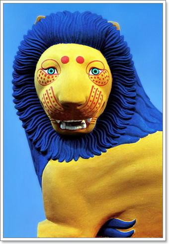 León de Loutraki