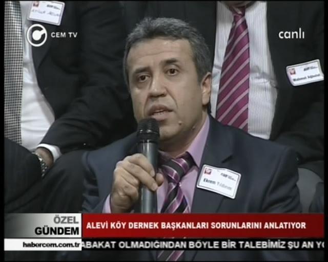 Köy Dernek Başkanımız Ekrem Yıldırım; Cem Tv Özel Gündem Programına Katıldı ...  İzlemek için lütfen filime tıklayınız...