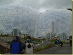 close up biodomes 2