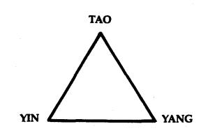 The Tao is Knowledge. Piramide