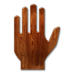 063027-glossy-waxed-wood-icon-people-things-hand-left11