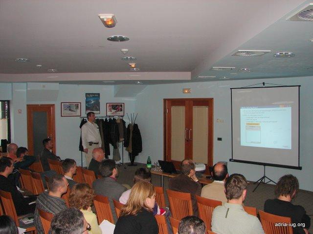 Adia Informix User Group Meeting