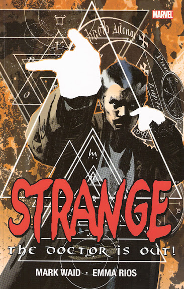Strange: The Doctor Is Out! cover