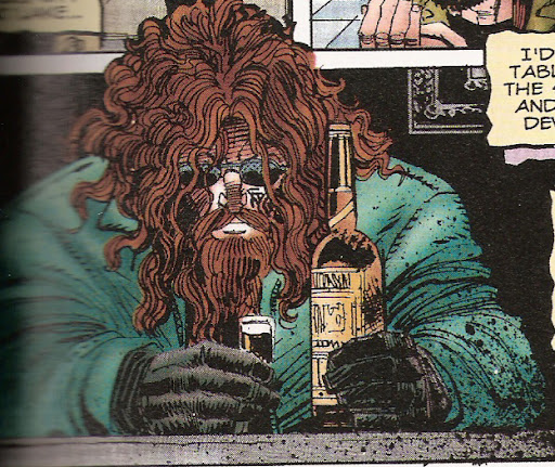 Kaine by John Romita Jr. in The Lost Years