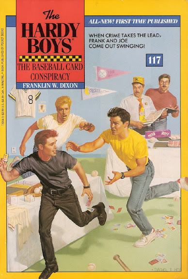 Baseball Card Conspiracy cover