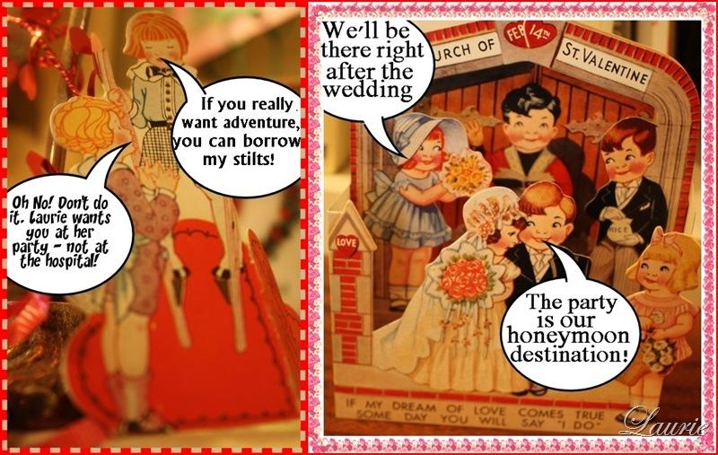 stilts and wedding