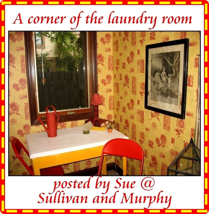 sue laundry room