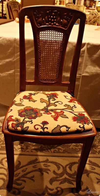 chair bfore