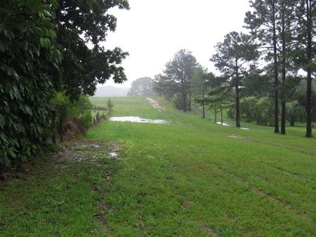October rains