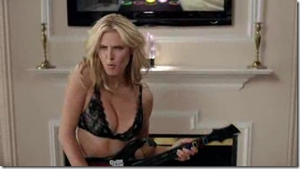 heidi-klum-underwear-guitar-hero-2